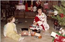 80s Christmas Toys