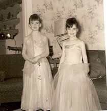 Playing Dress up in the 1960s
