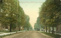 Colborne Street, Oakville