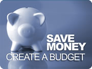 Save and Budget