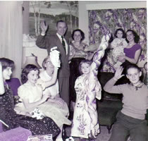 New Year's Eve 1955