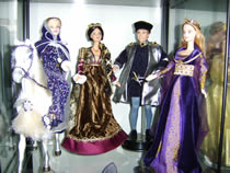 Medieval Collector Barbies