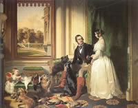 Queen Victoria (and her family)