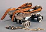 60s Roller Skates