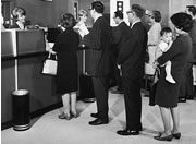 Banking in the 1960s