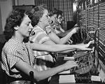 1950s Switchboard