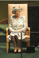 Is the Queen Bored?