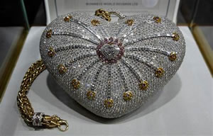 The World's Most Expensive Purse