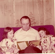 Dad Reading to Us (1956)