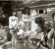 50s Paddling Pool