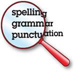 Spelling Grammar Punctuation