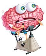 Overworked Brain