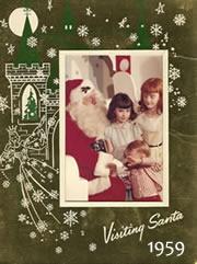 Visiting Santa 1959