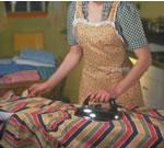 60s Ironing