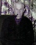 Grampa Cook, Christmas1955