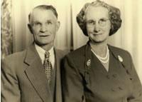 Grampa and Grammy Cook (circa1950)