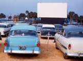 DriveIn Movie 1960s