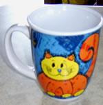 Goderich Cat Mug