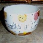 Thanks A Latte Mug