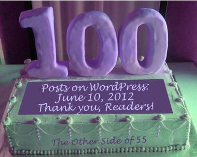 Celebrating 100 Posts