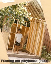 Building Playhouse