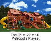 Metropolis Playset