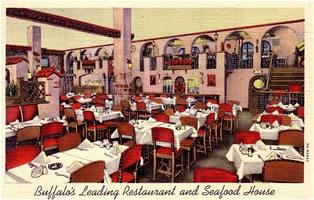 Laube's Old Spain Interior