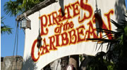 Pirates of the Caribbean Ride Entrance