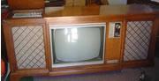 60s Console TV