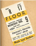Herman's Hermits Ticket 1967