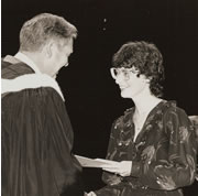 Long Service Award 1986