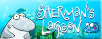 Sherman's Lagoon Logo