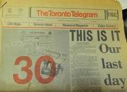 Toronto Telegram
