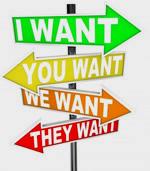 Wanting