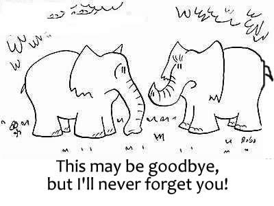 Breaking Up Cartoon