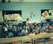 1950s Kindergarten Classroom