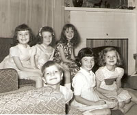 Sixth Birthday - 1959