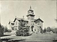 Finch Noyes House