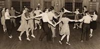Folk Dancing 1960s