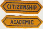 Grade 1 Badges