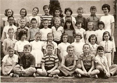 Grade 3/4 Class Photo
