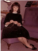 Me in my Little Black Dress, 1965