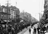 Labour Day Parade, Toronto, 1900s
