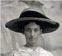 Grandmother in 20s