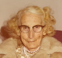 Grandmother at 80