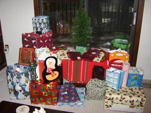Balanced Gift Giving