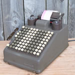 1970s Adding Machine