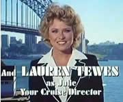Cruise Director - Love Boat