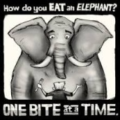Eat An Elephant 2